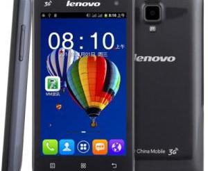 Lenovo A238T Stock Firmware Flash File
