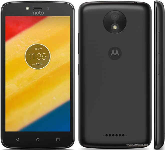 Motorola Moto C Plus XT1724 Stock Firmware Flash File