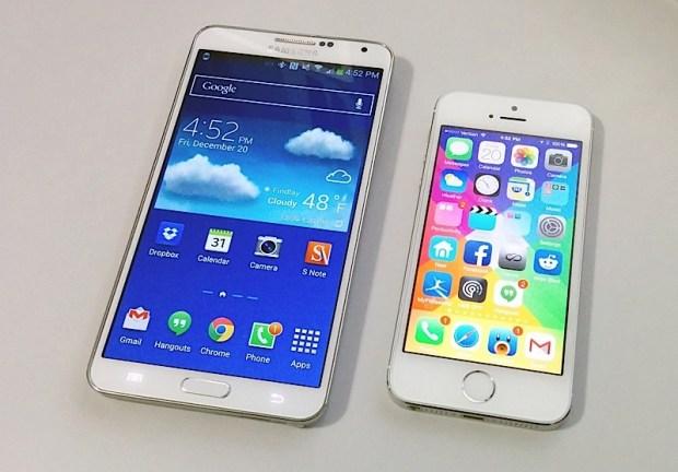 Galaxy-Note-3-Beats-iPhone-5s-1