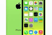 Photo of Apple iPhone 5C