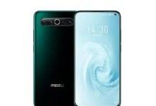 Photo of Meizu 17 Pro