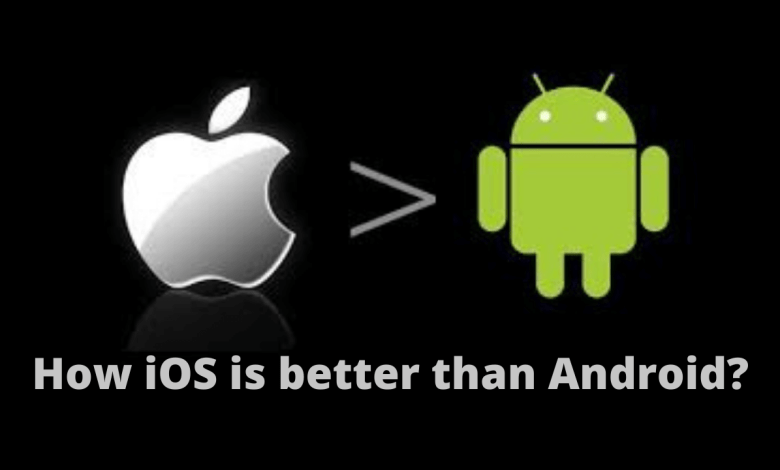 Photo of How iOS is better than Android?