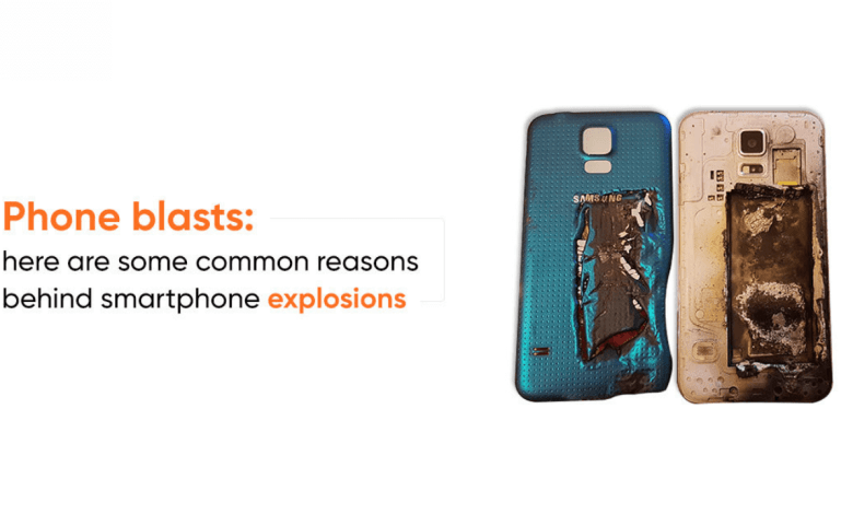 Photo of How your mobile can blast?