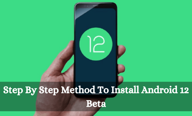 Photo of Step by step method to install Android 12 Beta