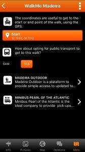 WalkMe Madeira useful information.