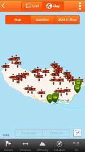 Madeira's Map