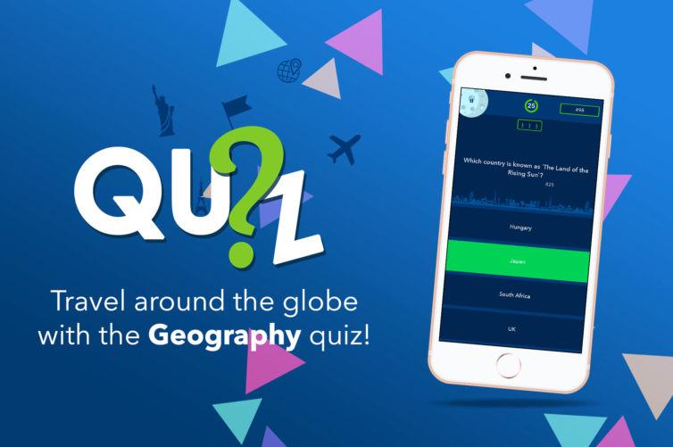 Trivial Geography Quiz