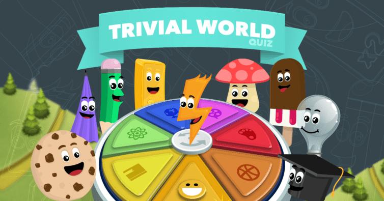 Trivial World Quiz Pursuit