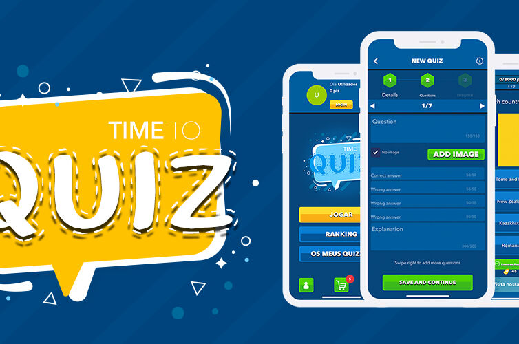 Time To Quiz! – Create your Quizzes!