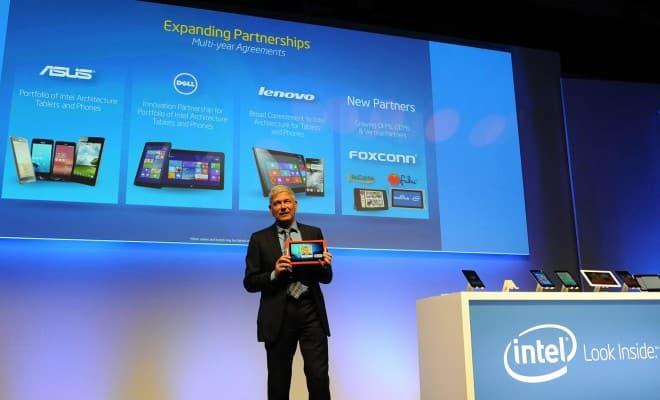 [MWC 2014] Nowe 64-bitowe procesory Atom oraz platforma LTE-Advanced od Intela