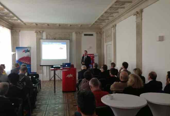 """Konferencja prasowa firmy AVM """"Smart Home"""""""