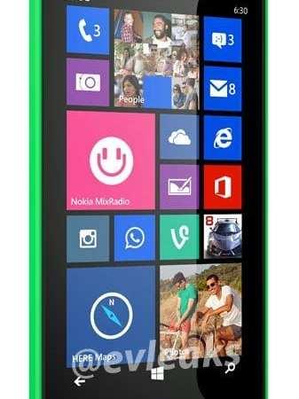 Lumia 630 – czy tak będzie wyglądać średnia półka z Finlandii?