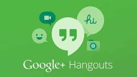 Aktualizacja Google Hangouts dla iOS z zaktualizowanym designem