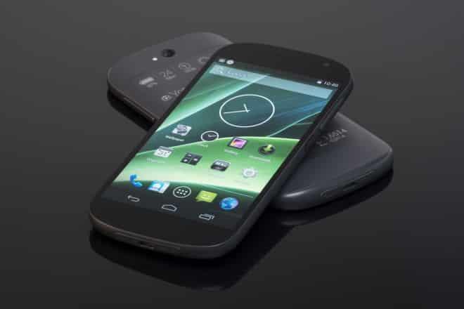 [MWC 2014] Druga generacja Yota Phone zaprezentowana