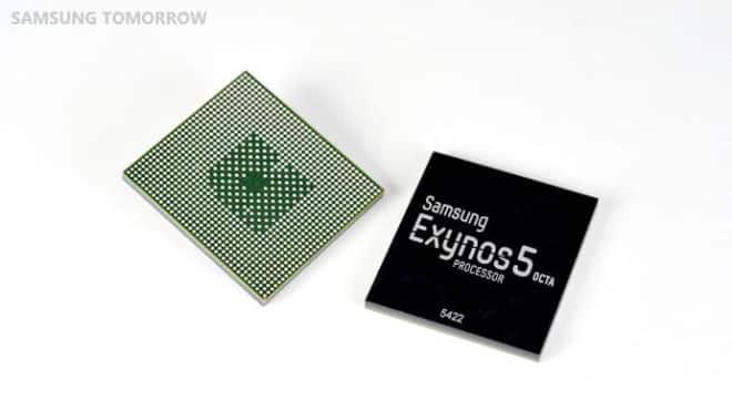 [MWC 2014] Nowe procesory od Samsunga!