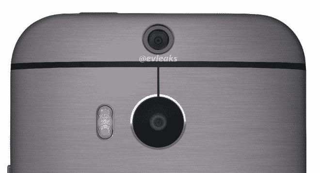HTC One 2014 – przecieki