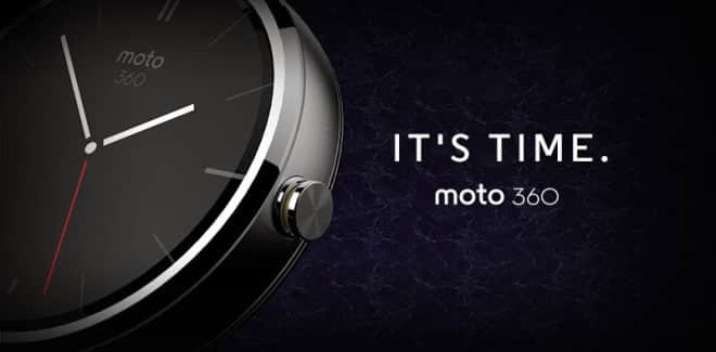 Moto360 – smartwatch od Motoroli