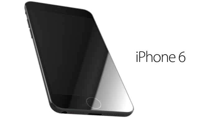 Zdjęcia przedniego panelu iPhone'a 6 i iOS 8 wyciekły do Internetu