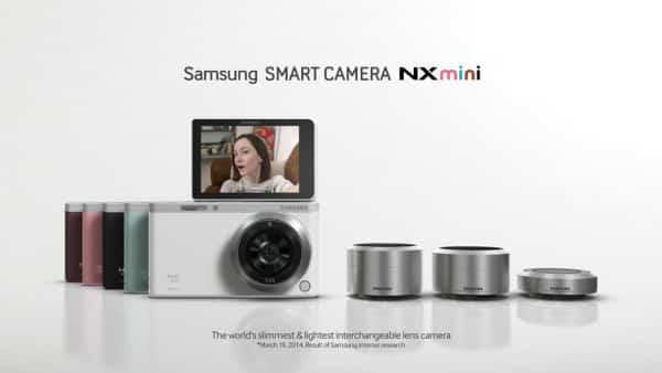 Samsung NX mini debiutuje w Polsce