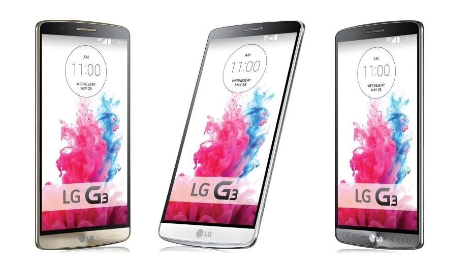 LG G3 zdjęcia 1