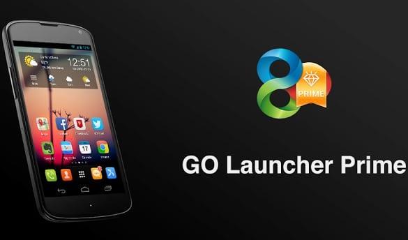 GO Launcher Ex Prime za darmo dzięki App Sales