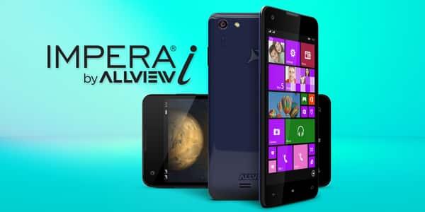 AllView nowym producentem smartfonów z Windows Phone