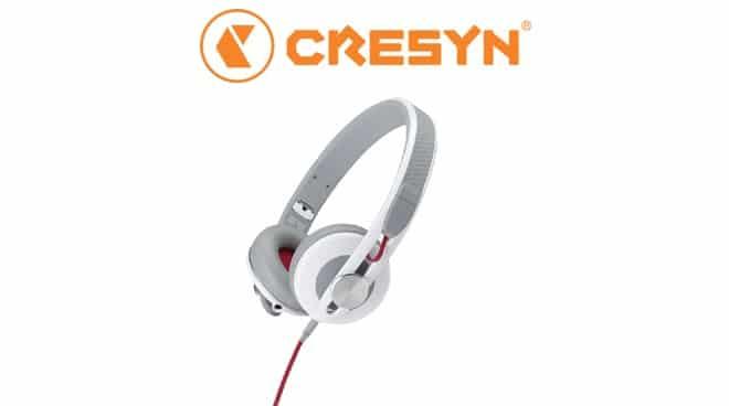 Cresyn C560H – nowe słuchawki dedykowane smartfonom
