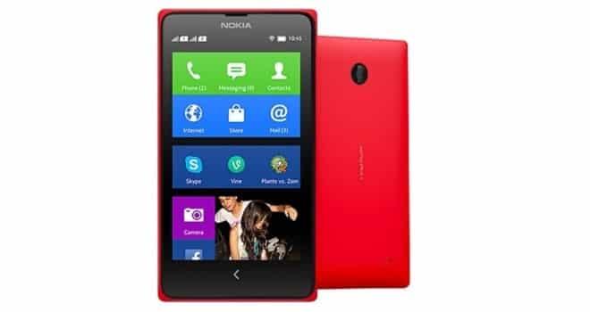 Nokia X – Recenzja