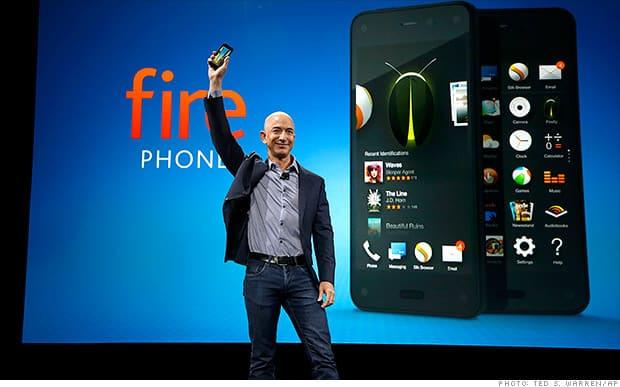 Amazon Fire Phone – zaskoczenie, ale czy pozytywne?