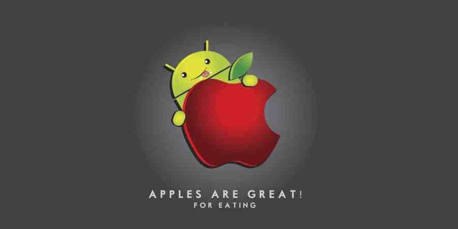 Przegląd Gier Mobilnych #1 – Jabłka