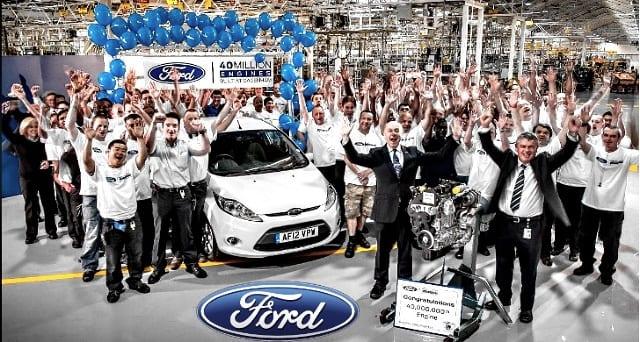 BlackBerry zostaje porzucone przez Forda