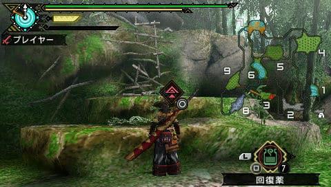 Monster Hunter 3rd (PSP)