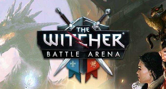 The Witcher Battle Arena już wrótce na urządzeniach mobilnych!