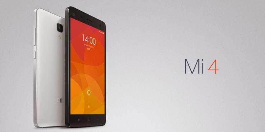 Xiaomi Mi4 oficjalnie