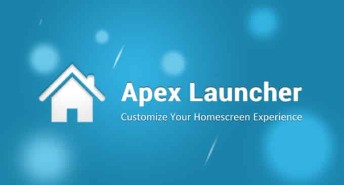Apex Launcher Pro z obniżoną ceną