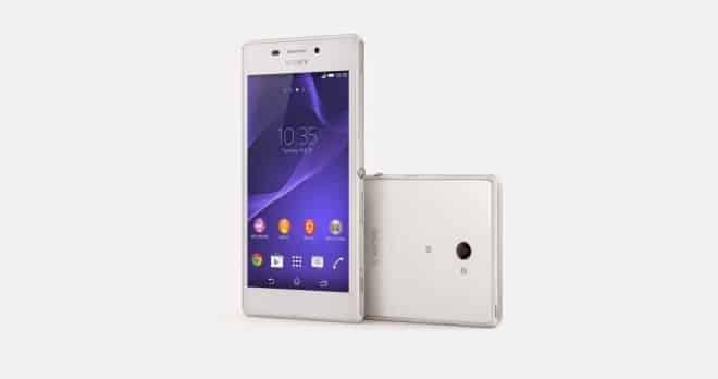 """Sony Xperia M2 Aqua – wodoodporny """"średniak"""""""