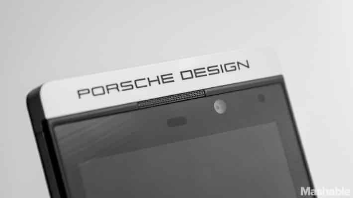 BlackBerry P'9983 w wersji Porsche Design