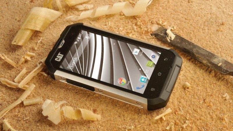 CatB15Q – najnowszy pancerny smartfon oficjalnie w Polsce
