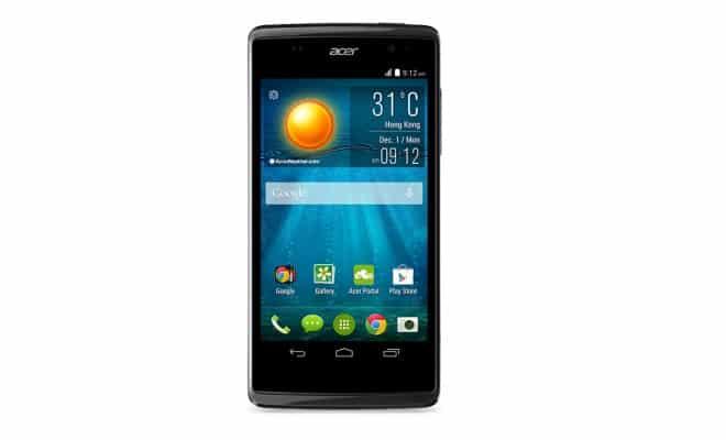 [IFA 2014] Acer Liquid Z500 – multimedialny smartfon dla melomanów