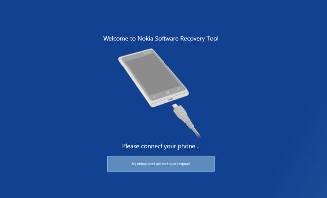 Nokia Software Recovery Tool została zaktualizowana