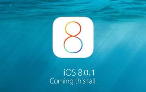Aktualizacja urządzeń Apple do iOS 8 Golden Master