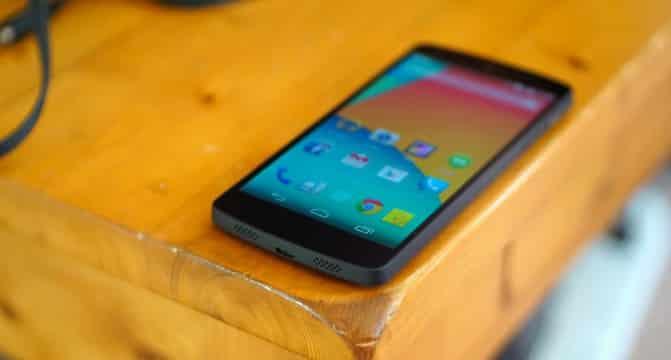 Stłuczony ekran Nexusa? Google wymieni go za darmo