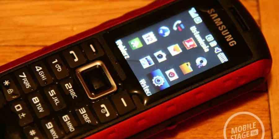 Powrót Do Przeszłości – Samsung Solid GT-B2100 Recenzja
