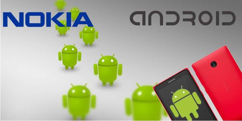 Nokia może powrócić z smartfonami z systemem Android
