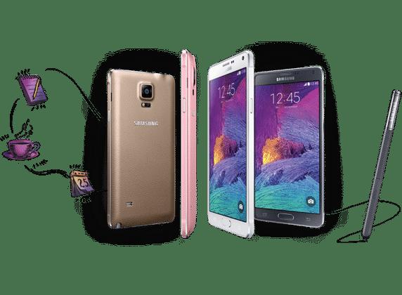 Debiut Samsunga Galaxy Note 4 na polskim rynku