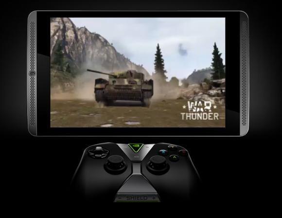 Wkrótce aktualizacja Androida 5.0 Lollipop dla tabletu Nvidia Shield
