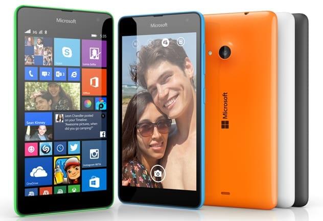Przed wami Microsoft Lumia 535!