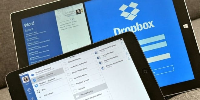 Dropbox nowym partnerem Microsoft