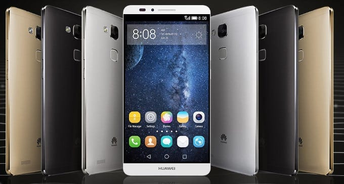 Huawei Ascend Mate 7 debiutuje w Polsce