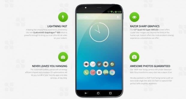 Xodiom – Kolejny zabójca flagowych smartfonów zadebiutuje na rynku